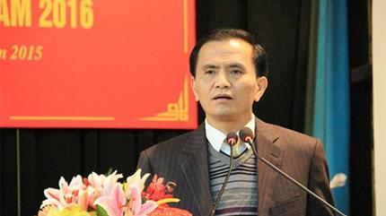 Cách mọi chức vụ trong Đảng của Phó chủ tịch Thanh Hoá Ngô Văn Tuấn