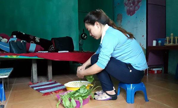 Công nhân,Khu công nghiệp Bắc Thăng Long,Lao động nghèo