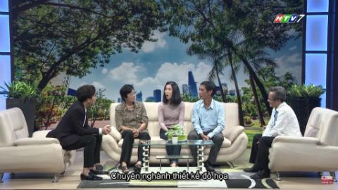 Câu chuyện cảm động của hai cha con anh Trần Khương