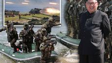 Mỹ-Hàn tập phá hủy vũ khí hủy diệt của Triều Tiên