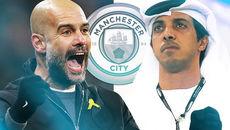 Man City thưởng siêu hợp đồng cho Pep Guardiola hạ MU