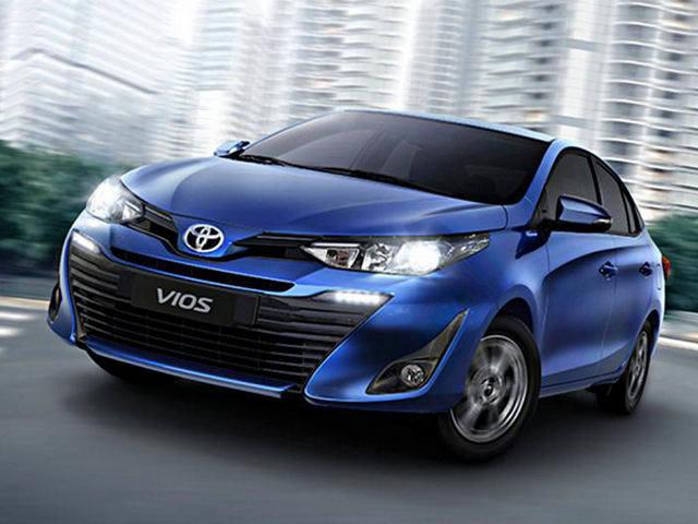 Toyota Vios 2018 chốt giá từ 440 triệu: Giấc mơ là đây