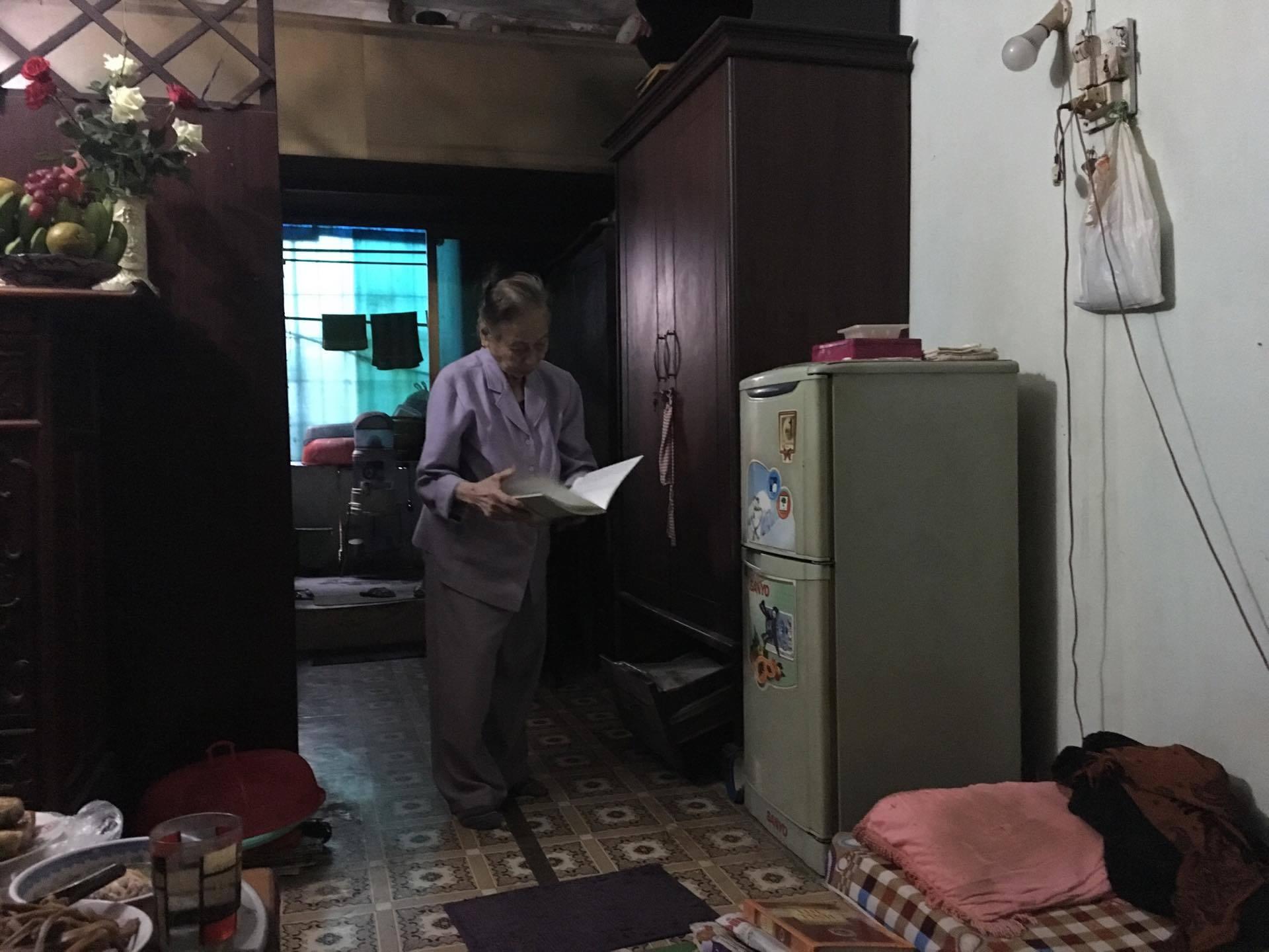 Tập thể cũ,Nhà vệ sinh,Công nhân