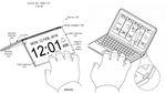 Lộ thiết kế mẫu máy tính bảng có thể gập đôi của Microsoft