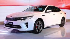 Ô tô Kia giảm 80 triệu, hàng tồn 'down' giá cuối năm