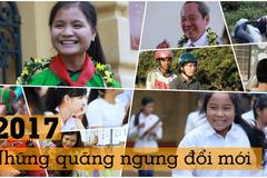 2017: Những quãng ngưng của đổi mới giáo dục
