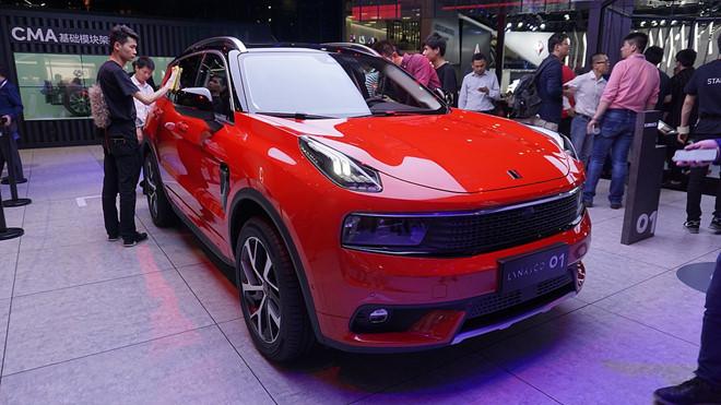 Xe Trung Quốc và tham vọng vươn sang phương Tây
