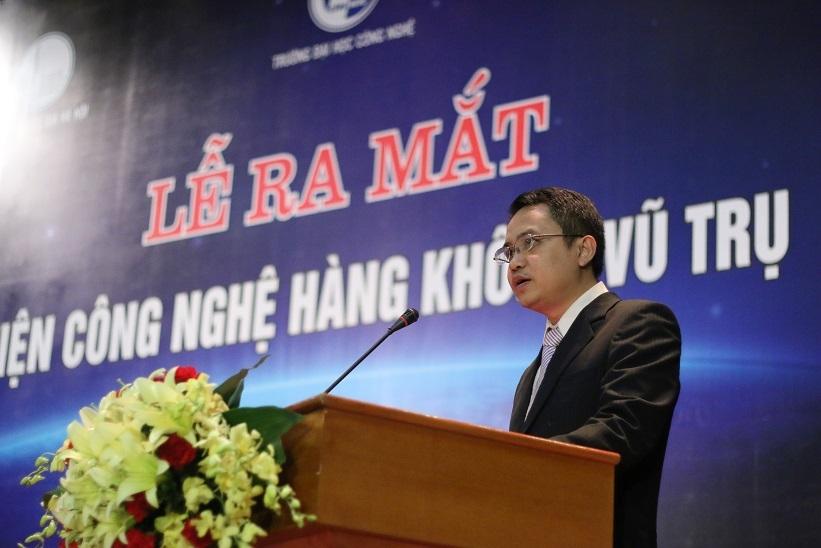 Công nghệ Hàng không vũ trụ,Vũ Trụ,Hàng không,Đại học quốc gia Hà Nội