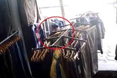 """Chủ shop quần áo chi thưởng 5 triệu cho ai """"chỉ điểm"""" tên trộm ăn cắp đồ"""