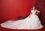 Á hậu Tú Anh mặc váy cưới 3 tỷ đồng