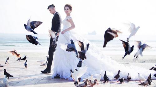 10 điều đặc biệt trong đám cưới và chuyện tình của Lâm Khánh Chi