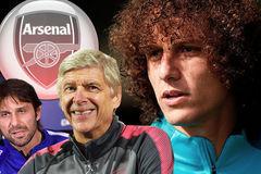 Qua mặt MU, Arsenal chơi trội với David Luiz