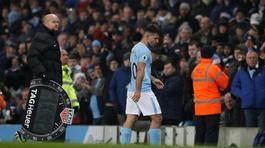 Nổi cáu với Guardiola, Aguero đào tẩu sang Real