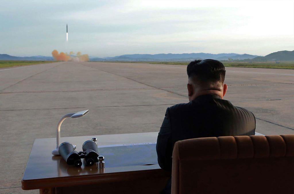 Tướng Trung Quốc dự báo chiến tranh Triều Tiên