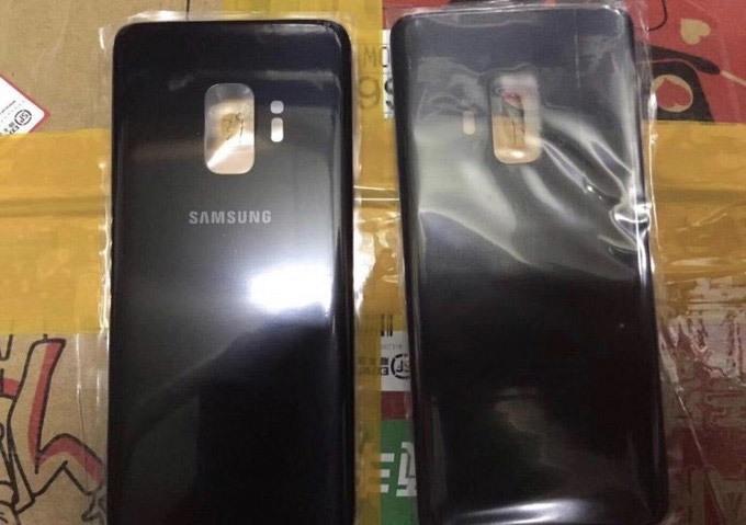 Thêm bằng chứng xác thực Galaxy S9 chỉ dùng camera đơn