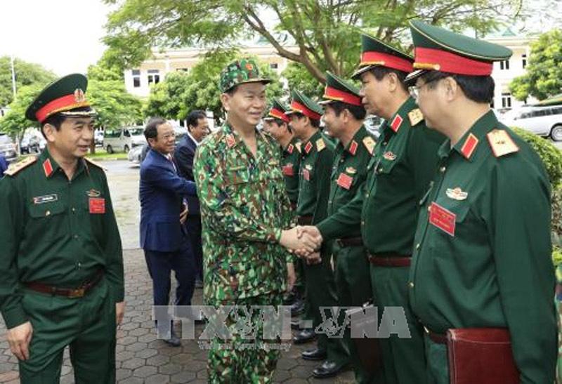 Chủ tịch nước Trần Đại Quang,Trần Đại Quang,quân đội nhân dân,quân đội