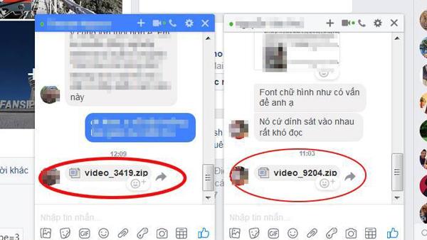 mã độc,Facebook Messenger