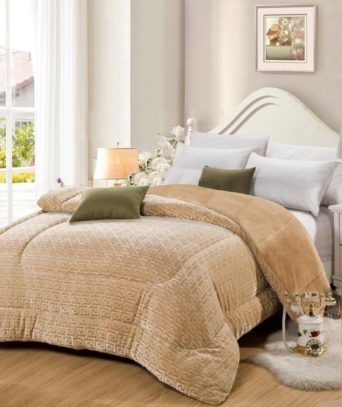 Những món đồ dứt khoát phải sắm cho phòng ngủ vào mùa đông