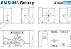 Thử nghiệm mới của Samsung về điện thoại gập đôi màn hình