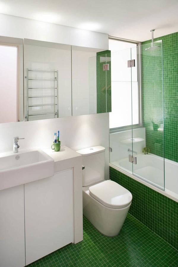 Mẹo hay giúp phòng tắm nhỏ hóa đẹp rộng thênh thang