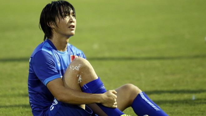 Tuấn Anh chia tay U23 Việt Nam, lỡ hẹn giải châu Á