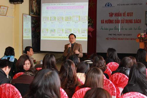 Honda VN đẩy mạnh giáo dục an toàn giao thông học đường