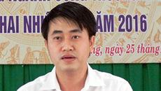 Kiểm tra việc bổ nhiệm 'tốc hành' con trai ông Huỳnh Minh Chắc làm GĐ Sở