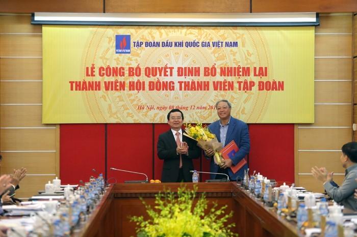Khởi tố tiếp 1 lãnh đạo Tập đoàn Dầu Khí Việt Nam