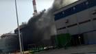 Cháy nhà máy nhiệt điện Thái Bình 2 không thiệt hại về người