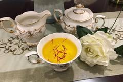 'Vàng đỏ' giá 650 triệu/kg: Đại gia làm trà thưởng Tết