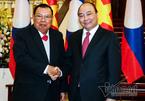 Việt - Lào giữ vững ổn định chính trị, phát triển kinh tế xã hội