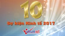 Việt Nam: 10 sự kiện kinh tế nổi bật 2017