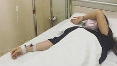 Fan lo lắng vì diễn viên Bảo Thanh nhập viện lúc 4 giờ sáng