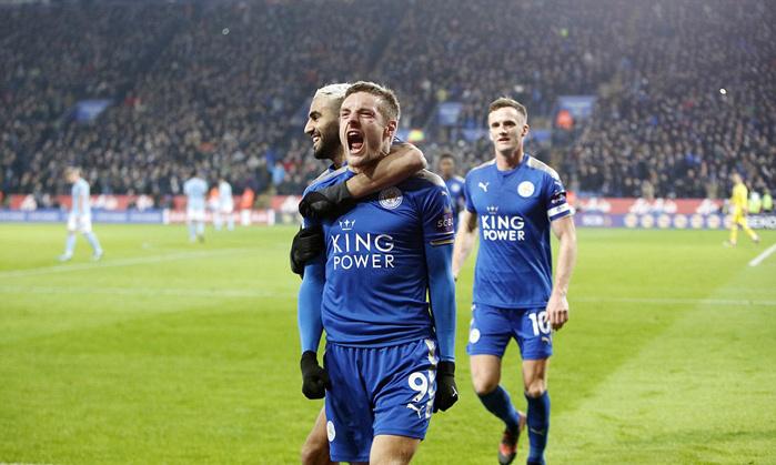 Man City,Leicester,Cup liên đoàn Anh