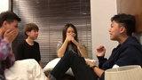 Linh Ka bị tát 'sấp mặt' trong trò chơi thử khả năng bắt lời nhạc 'Ò ó o' của Chi Pu