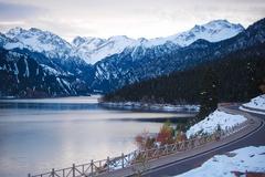 Giai điệu của tuyết xứ Tân Cương