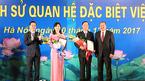 Trao giải cuộc thi tìm hiểu lịch sử quan hệ đặc biệt Việt - Lào