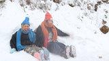 Kinh ngạc trước cảnh tuyết đóng băng ở Trung Quốc