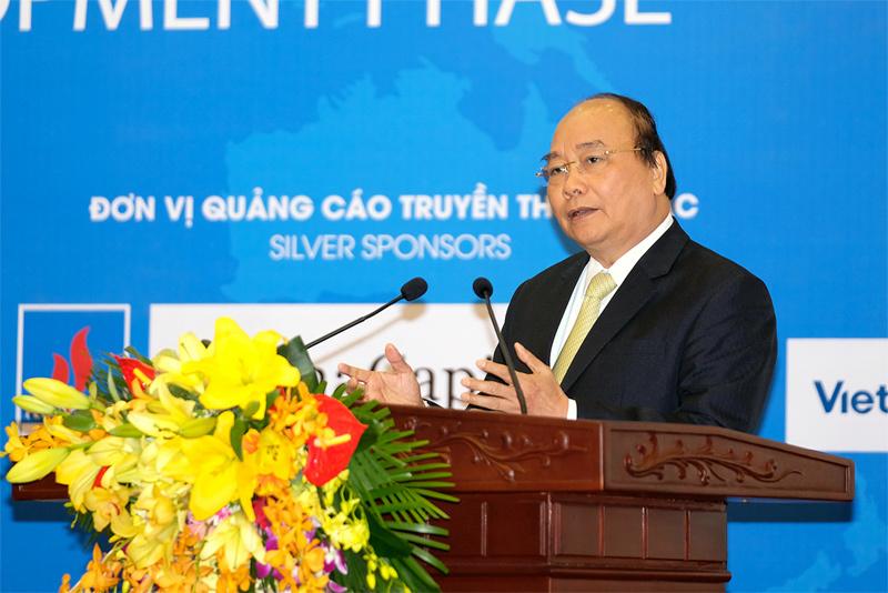 Thủ tướng Nguyễn Xuân Phúc,hội nhập,Chính phủ kiến tạo,môi trường kinh doanh,cải cách thể chế,doanh nghiệp FDI,thủ tục hành chính