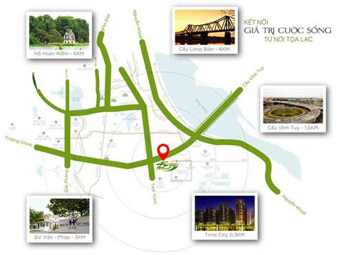 Sắp ra mắt chung cư cao cấp Green Pearl 378 Minh Khai