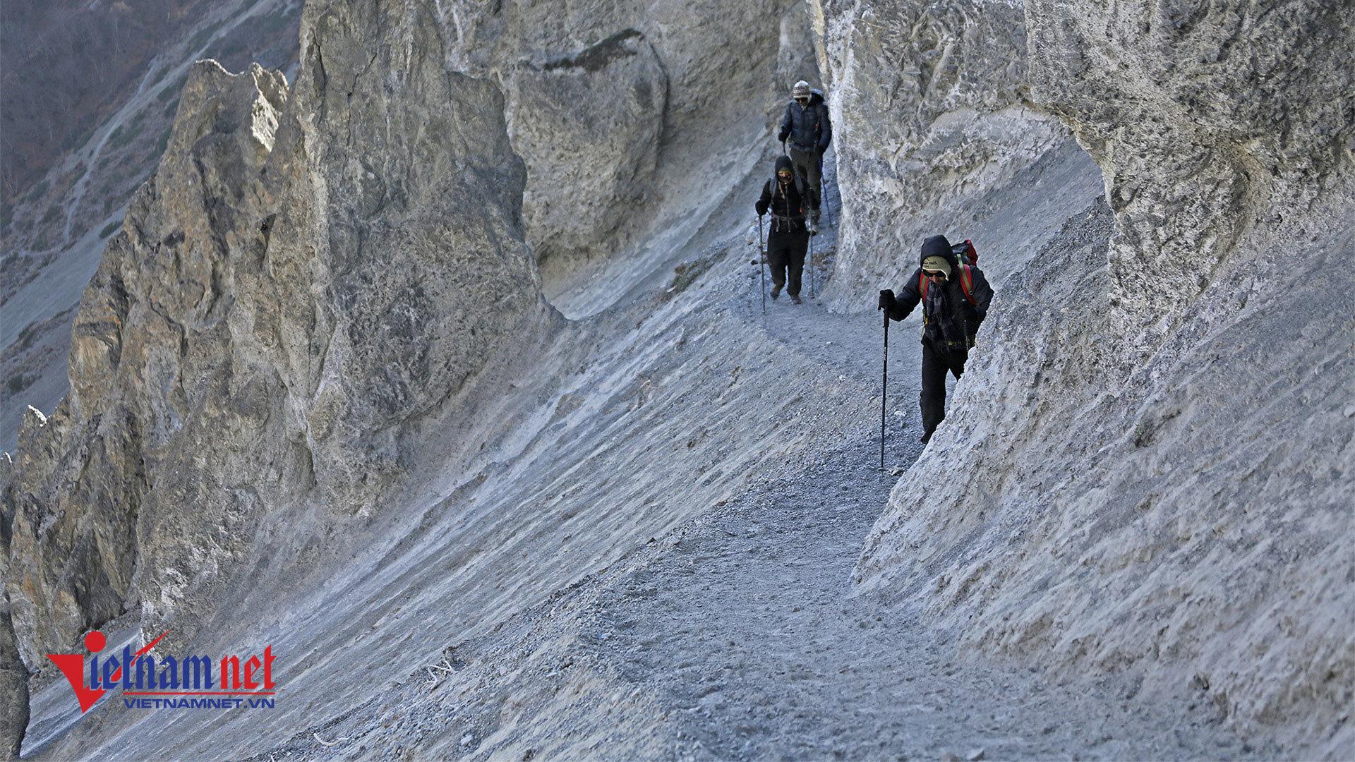 hồ Tilicho,Du khách,Du lịch Nepal,Người Việt chinh phục thế giới