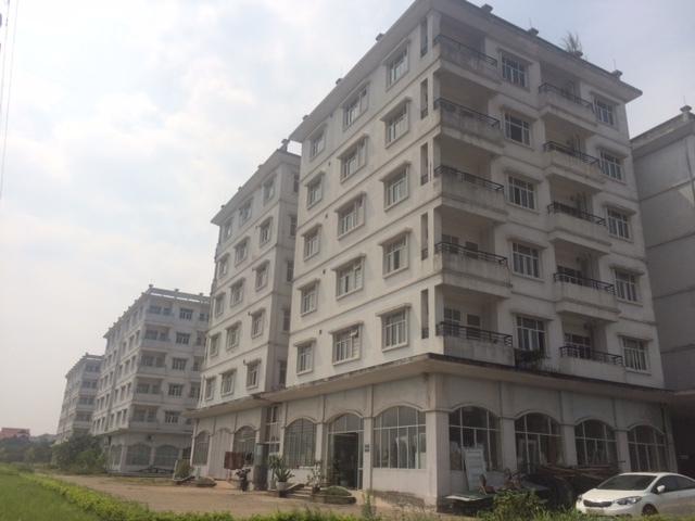 nhà tái an cư,nhà tái an cư bỏ hoang,Hà Nội,phá bỏ nhà tái an cư