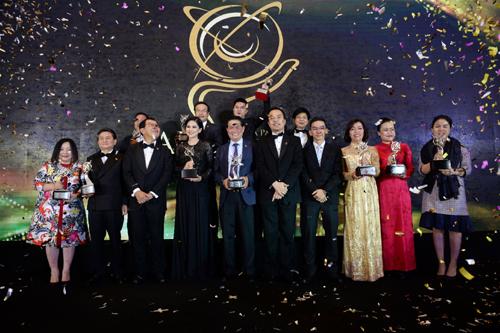 Chủ tịch SHB nhận giải thưởng 'Doanh nhân châu Á 2017'