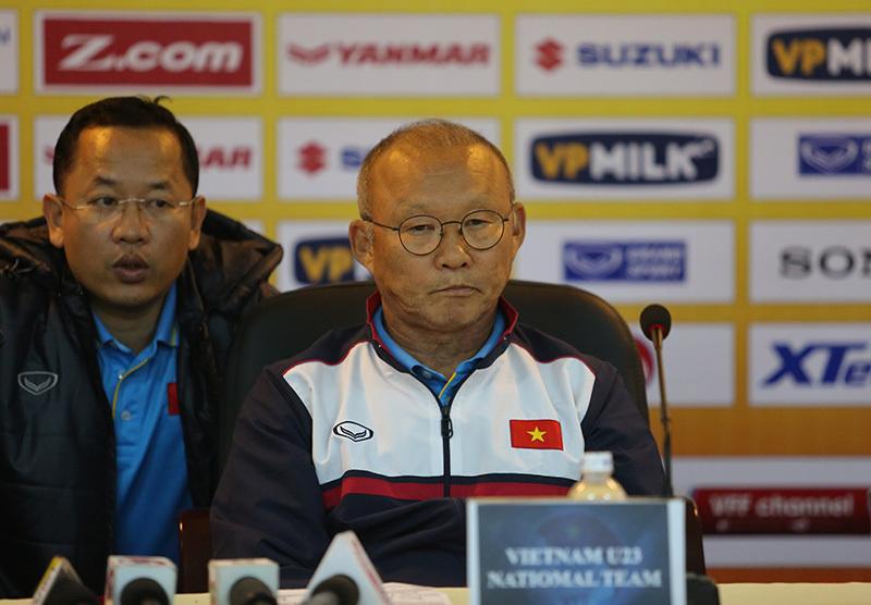U23 Việt Nam chậm tiến độ, thầy Park vẫn quyết hạ U23 Hàn Quốc