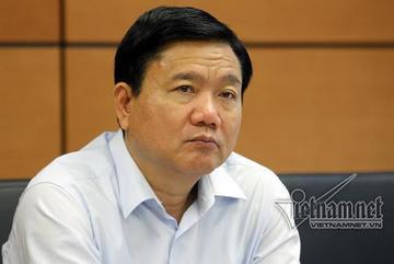 Đề nghị truy tố ông Đinh La Thăng