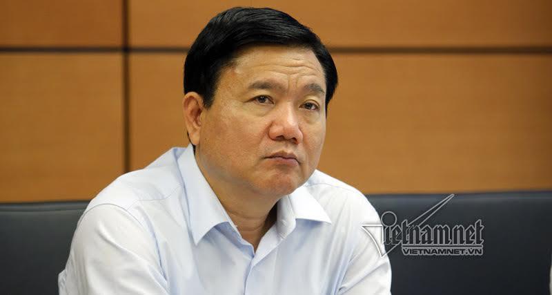 Đinh La Thăng,khởi tố ông Đinh La Thăng,PVN,Oceanbank,Hà Văn Thắm,truy tố ông Đinh La Thăng
