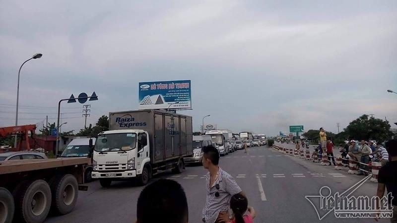 Hiệp hội vận tải Hải Phòng kiến nghị giảm phí đường bộ