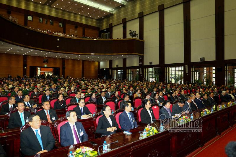 Tình đoàn kết Việt-Lào không kẻ thù nào phá vỡ nổi