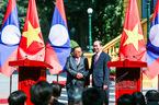 Việt-Lào hợp tác chặt chẽ về an ninh, quốc phòng