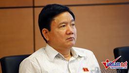 Lời khai của ông Đinh La Thăng về việc gây cản trở điều tra